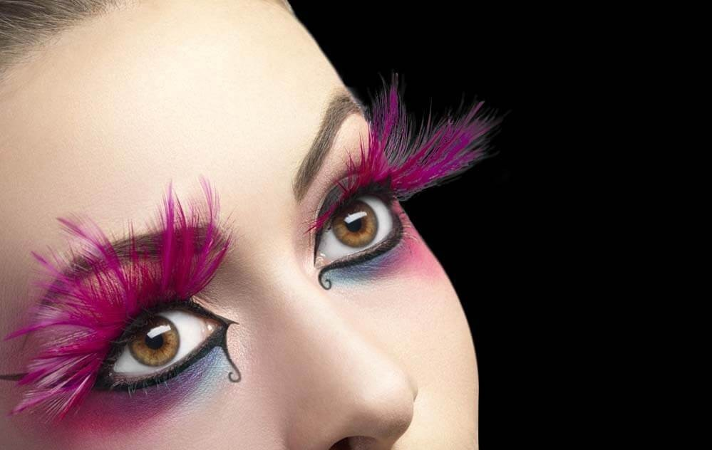 False Eyelashes Obsession